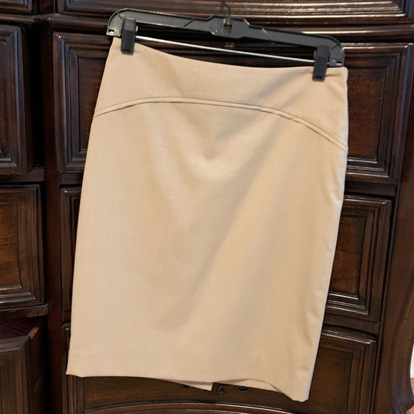 The Limited Dresses & Skirts - Tan brown skirt
